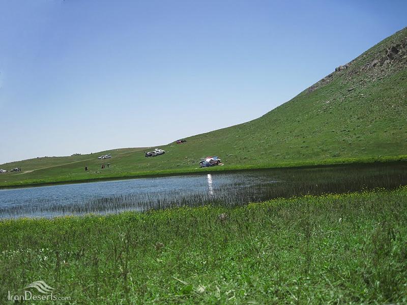 دریاچه 2 دریاچه گول یوردی بزقوش