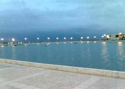 دریاچه 2 دریاچه مصنوعی گنبد کاووس