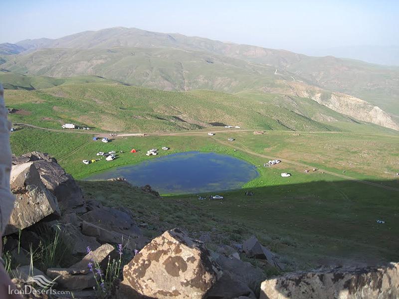 دریاچه دریاچه گول یوردی بزقوش