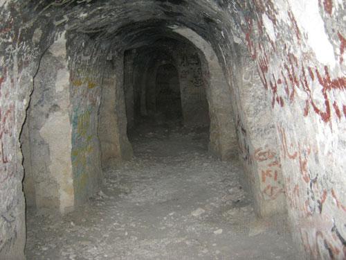 غار قلعه جوق