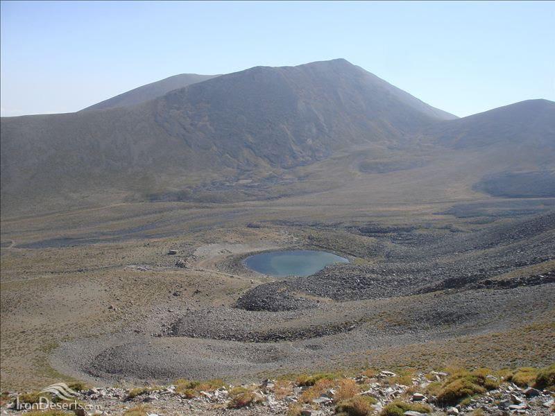 قوچ گلی 3 دریاچه قوچ گلی داغی
