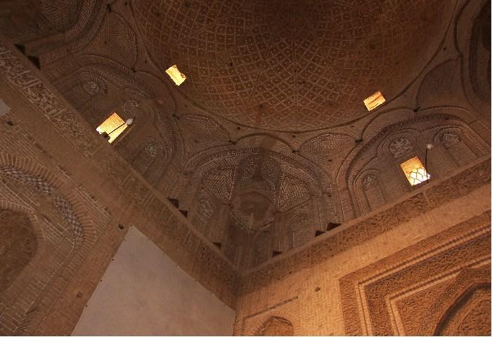 مسجد جامع 1 مسجد جامع اردستان