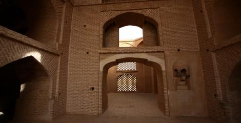 مسجد جامع 2 مسجد جامع اردستان