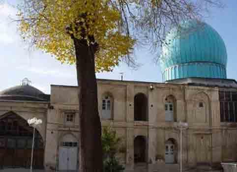 مسجد--مدرسه-پیغمبریه2 مسجد و مدرسه پیغمبریه