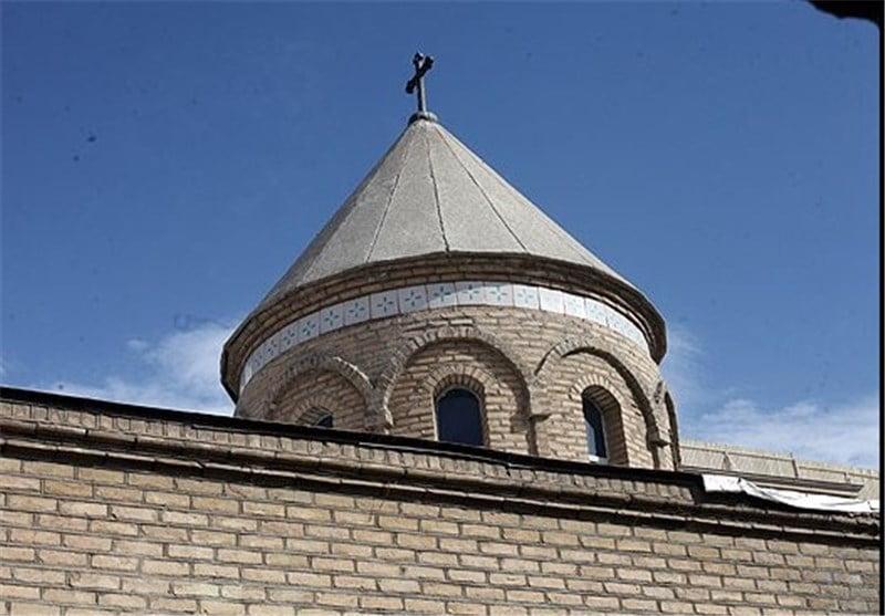 کلیسای مسروپ مقدس جاهای دیدنی مشهد ،100 جاذبه گردشگری معروف