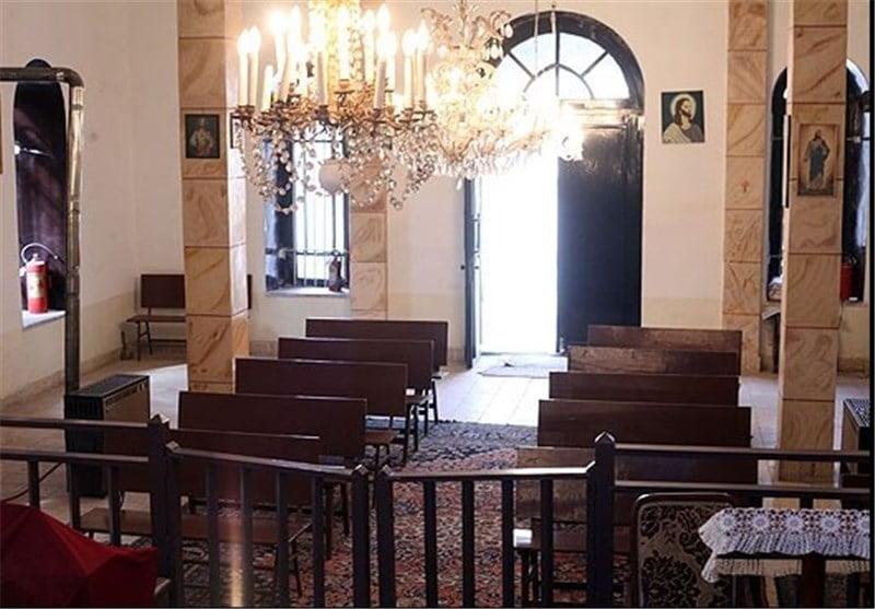 کلیسای مسروپ مقدس  کلیسای مسروپ مقدس