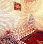 مقبره شیخ احمد غزالی قزوین