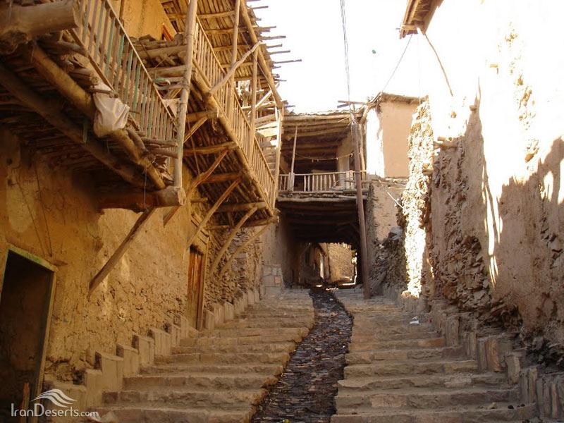 کنگ 4 روستای  کنگ
