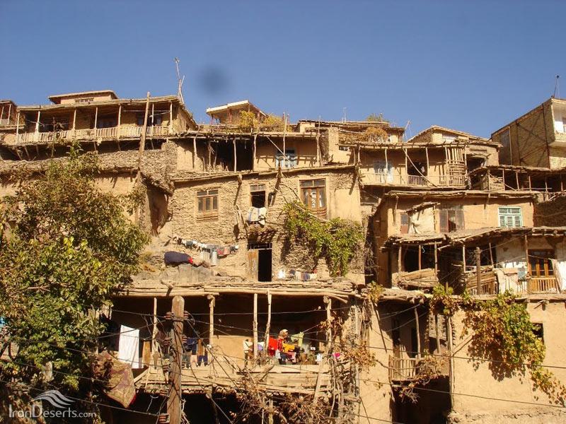 کنگ 6 روستای  کنگ