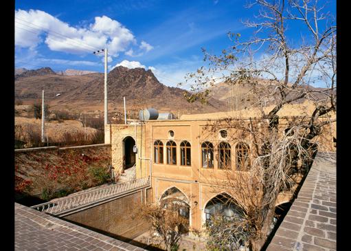 15 خانه های تاریخی قمصر
