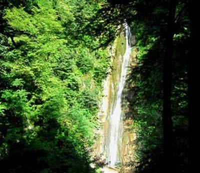 آبشار هفت طبقه