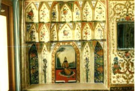 خانه استاد جلال الدین همایی