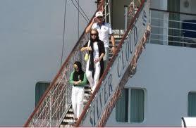 index نخستین تور گردشگران آمریکایی به ایران میآیند