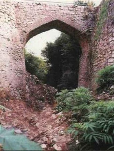جاده شاه عباسی