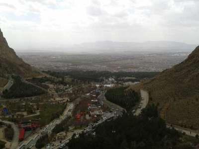 پارک کوهستانی کرمانشاه