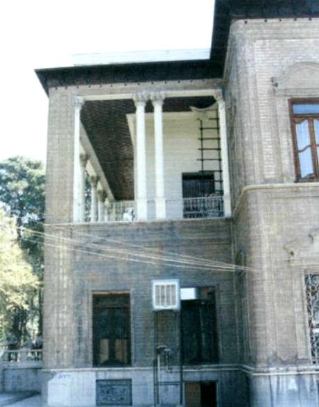 خانه تیمور تاش تهران