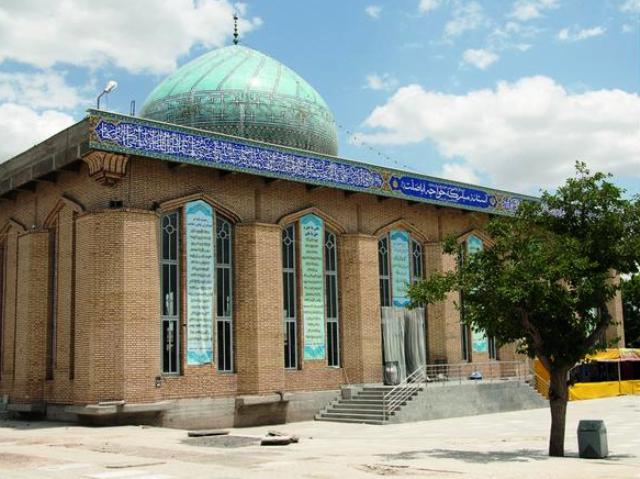 خواجه اباصلت جاهای دیدنی مشهد ،100 جاذبه گردشگری معروف