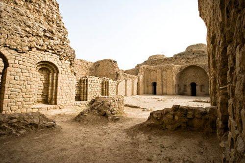 اردشیر 7 کاخ اردشیر بابکان