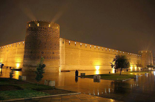 ارگ کریمخان از بهترین جاهای دیدنی شیراز جاهای دیدنی شیراز - 20 جاذبه برای تابستان