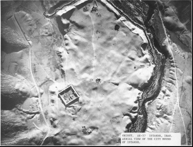 استخر 4 شهر باستانی استخر