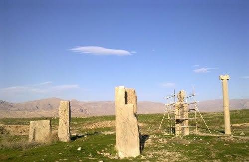استخر 7 شهر باستانی استخر