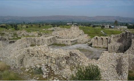 استخر شهر باستانی استخر