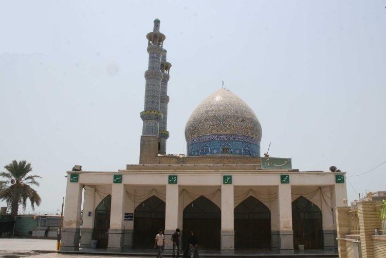 امامزاده امامزاده شاه محمد تقی