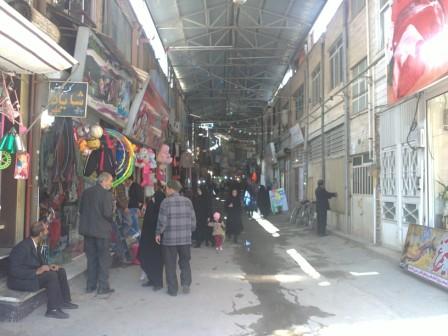 بازار 1 بازار چهارسوق گلپایگان