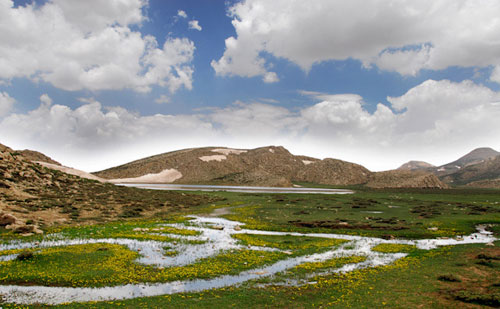 -11 دریاچه برم فیروز