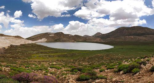 -21 دریاچه برم فیروز