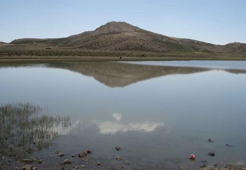-61 دریاچه برم فیروز