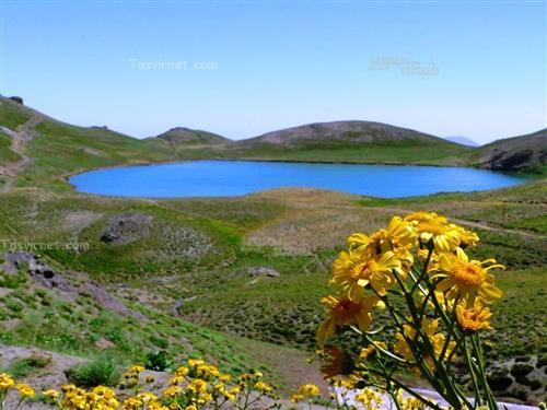 1 دریاچه برم فیروز