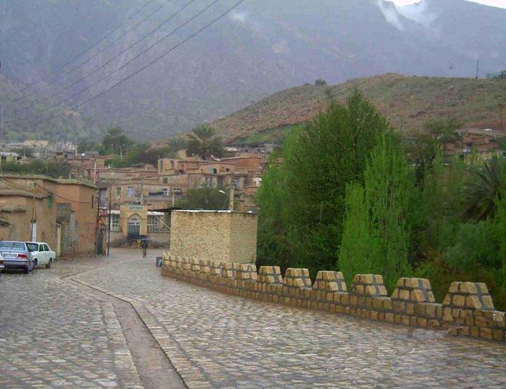 بهجان 9 روستای تاریخی بهجان