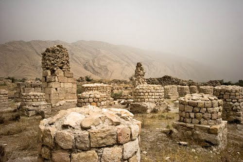 مجموعه باستانی بیشاپور