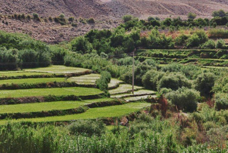 روستا و غار تادوان