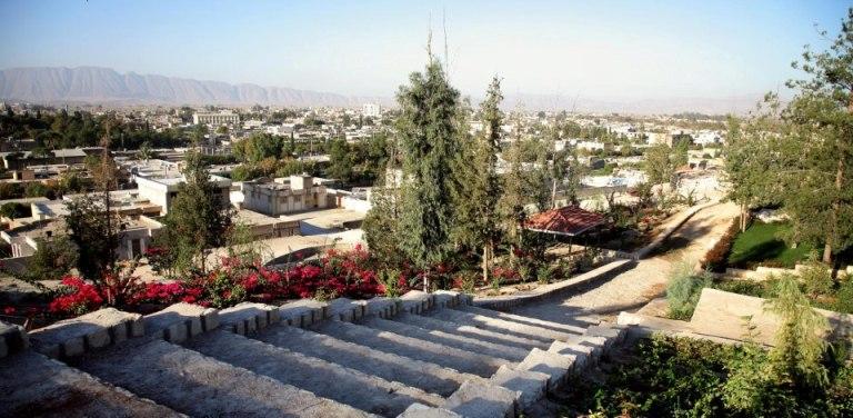 تل پارک جنگلی تل حاجی