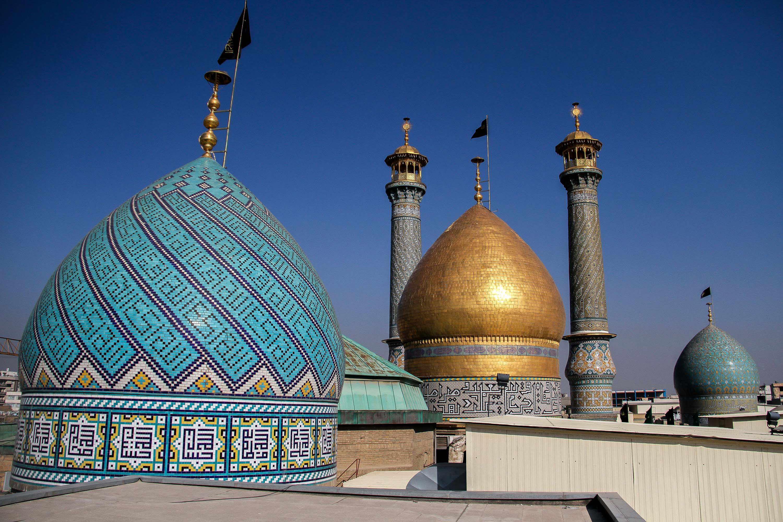 حرم عبدالعظیم حسنی از جاهای دیدنی ایران 100 جاهای دیدنی ایران که قبل از مرگ باید دید