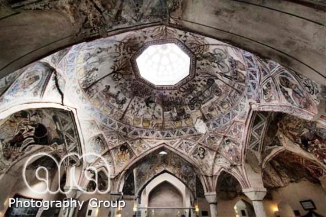 ara photo, Iran pictures, History موزه مردم شناسی و حمام مهدی قلی بیک