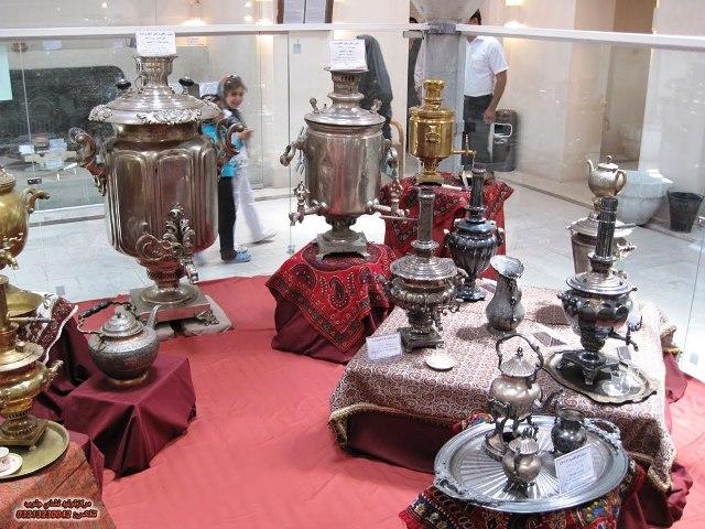 حمام 7 موزه مردم شناسی و حمام مهدی قلی بیک
