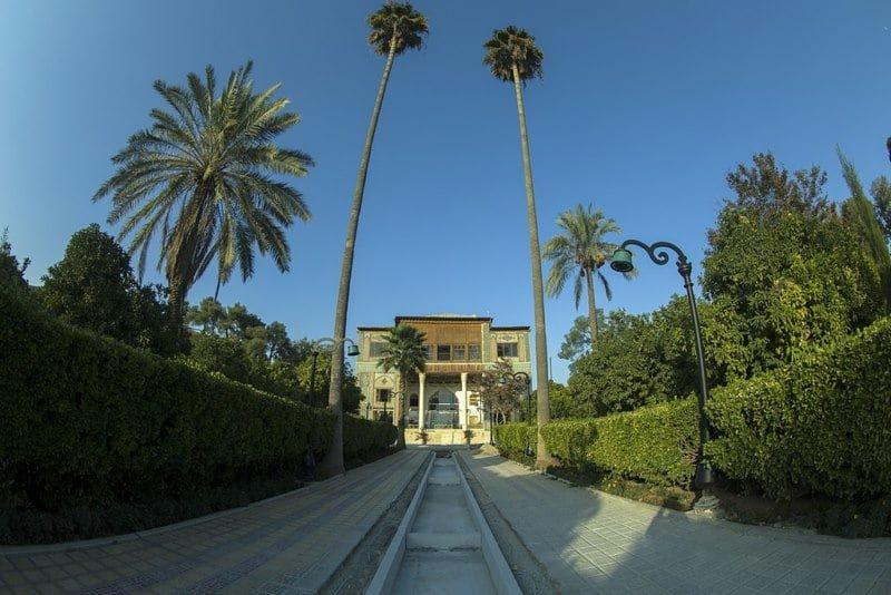 باغ دلگشا از جاهای دیدنی شیراز جاهای دیدنی شیراز - 20 جاذبه برای تابستان