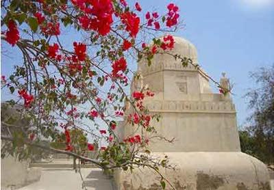 مقبره سید غلام رسول