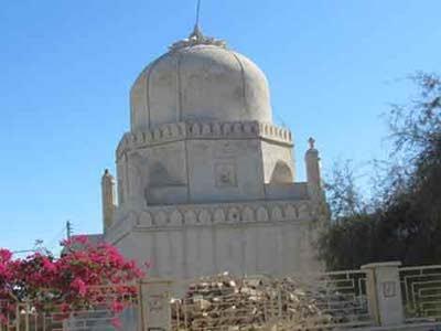 آرامگاه سید غلامرسول چابهار