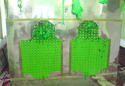 بقعه متبرکه سبزه قبا