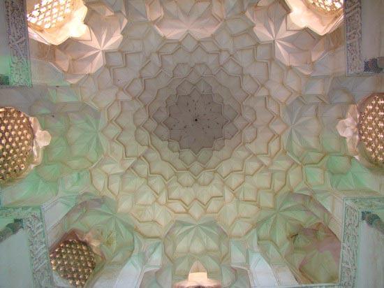شیخ صمد 1 بقعه شیخ عبدالصمد نطنزی