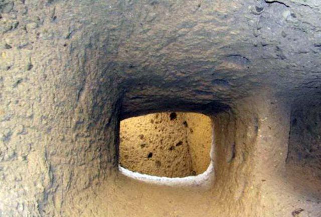 غارهای دستکند