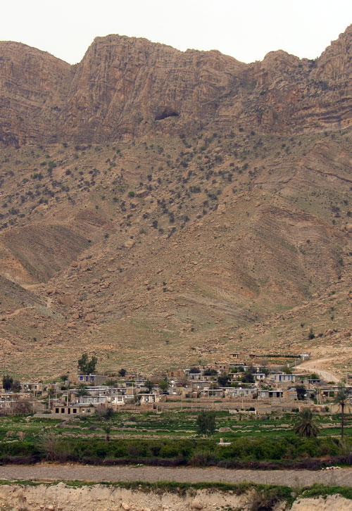 غار شاپور اول ساسانی