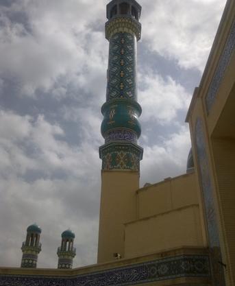 لار3 مسجد جامع لار