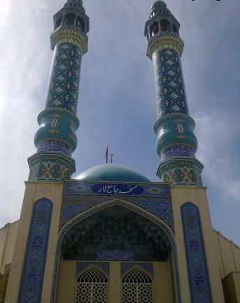 لار4 مسجد جامع لار