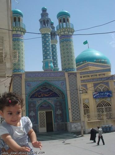 لار7 مسجد جامع لار