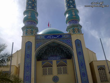 لار8 مسجد جامع لار